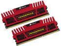 Memoria Corsair Vengeance DDR3 PC3-15000 (1866MHz), 8 GB, Kit con dos piezas de 4 GB.
