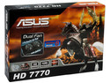 Tarjeta de Video ASUS AMD RADEON HD 7770 Dual Fan, 2 GB GDDR5, DisplayPort, HDMI, DVI, Puerto PCI Express 3.0.