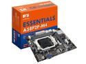 T. Madre ECS A58F2P-M4, ChipSet AMD, Soporta: AMD A10/A8/A4, Athlon X4, X2 de Socket FM2, Memoria: DDR3 1800/1333/1600/1333/1066MHz, Integrado: Audio HD, Red, Micro-ATX, Ptos: 1xPCIEX16, 1xPCIEX1