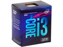 Procesador Intel Core i3-8100 de Octava Generación, 3.6 GHz con Intel UHD Graphics 630, Socket 1151, Caché 6 MB, Quad-Core, 14nm.