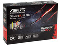 Tarjeta de Video ASUS AMD RADEON  R9 270 DirectCU II OC edition, 2 GB GDDR5, DisplayPort, HDMI, DVI, Puerto PCI PCI Express x16 3.0.