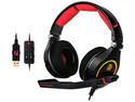 Audífonos con Micrófono Thermaltake Tt eSPORTS, Dolby 7.1, Respuesta de frecuencia 20-22,000 Hz, USB.