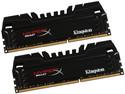 Memoria Kingston HyperX Beast DDR3 PC3-19200 (2400MHz), CL11, 16 GB (2 x 8 GB), Kit con dos piezas de 8 GB.