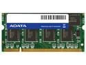 Memoria ADATA SODIMM DDR2 PC2-5300 (667MHz), 2GB.