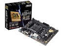 T. Madre Asus A68HM-PLUS, Chipset AMD A68H, Soporta: AMD A10/ A8/ A6/ A4/ AthlonX4 de Socket FM2+, Memoria: DDR3 2400(O.C.)/2133/1866/1600/1333 MHz, 32GB Max, Integrado: Audio HD, Red, USB 3.0 y SATA 3.0, Micro ATX, Ptos: 1xPCIEx16, 1xPCIEx1, 1xPCI.
