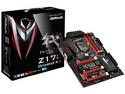 T. Madre Asrock Fatal1ty Z170 Gaming K6, Chipset Intel Z170, Soporta:Pentium / Core i7 / i5 / i3 de 6ta Gen., Socket 1151, Memoria: DDR4 3866(O.C.)/2133 MHz, 64GB Max, Integrado: Audio HD, Red, USB 3.1 y SATA 3.0, ATX, Ptos: 3xPCIE 3.0 x16.
