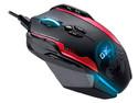 Mouse Gamer Genius GX Gaming Gila, sensor Óptico de hasta 8200dpi, 12 botones, USB.