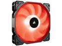 Ventilador Corsair SP120 RGB LED, 120 mm, 26 dBA